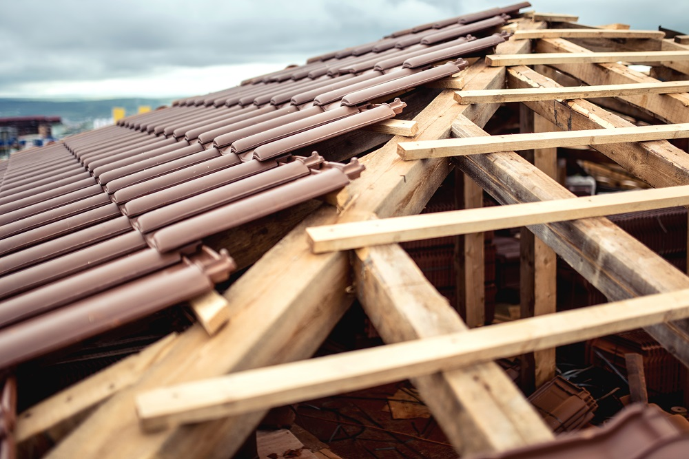 New Roof built by Roofers in Sevenoaks and Maidstone